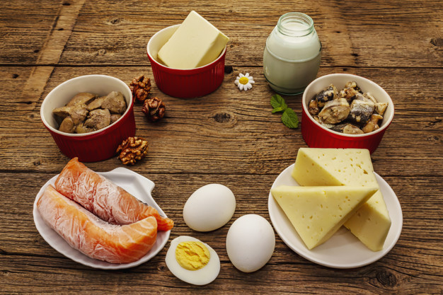 อาหารที่มีประโยชน์กับร่างกายสูง